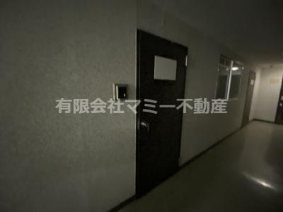 【玄関】鵜の森2丁目事務所H
