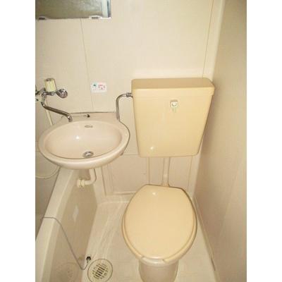 【トイレ】シャンテ相模台B