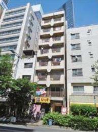 【外観】新宿区西新宿6丁目 25.8平米 区分事務所