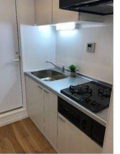 【キッチン】新宿区西新宿6丁目 25.8平米 区分事務所