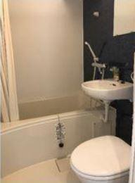 【浴室】新宿区西新宿6丁目 25.8平米 区分事務所
