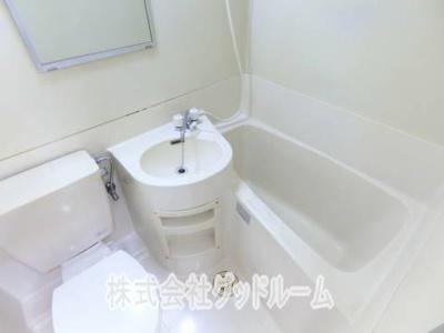 【浴室】神明田口ビル
