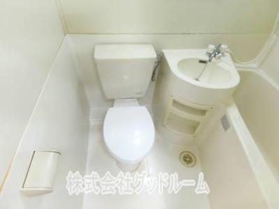 【トイレ】神明田口ビル