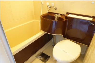 【浴室】ラパンジール阿波座II