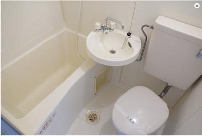 【浴室】ラパンジール阿波座