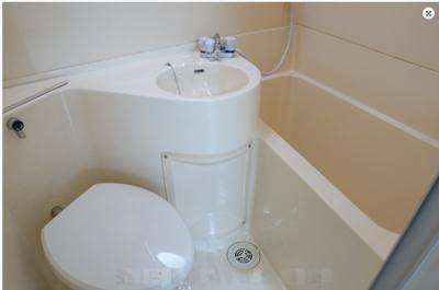 【浴室】ラパンジール京町堀