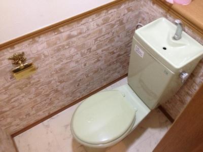 【トイレ】本八幡ガーデンタウンA