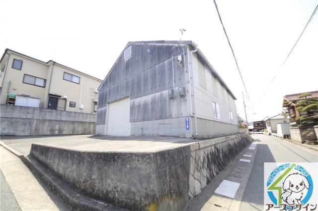 【外観】魚住町中尾貸倉庫