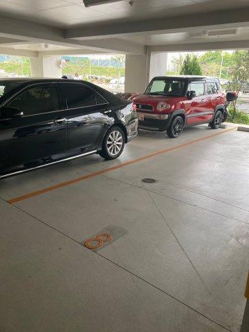 【駐車場】シンフォニア奥武山イーストウイング