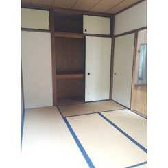 【寝室】南大谷グリーンハイコーポ