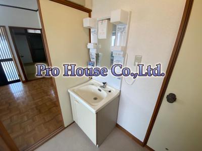 【浴室】コーポ戸口