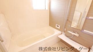 浴室暖房・浴室乾燥機付き