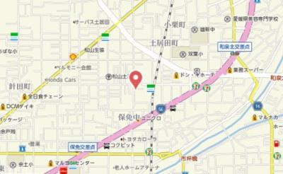 【地図】La Perler