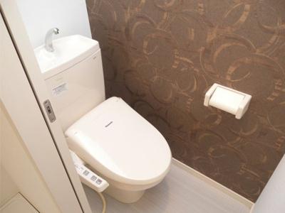 【トイレ】サンプレミオ博多