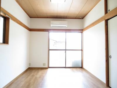 【洋室】スリーゼヤマモト