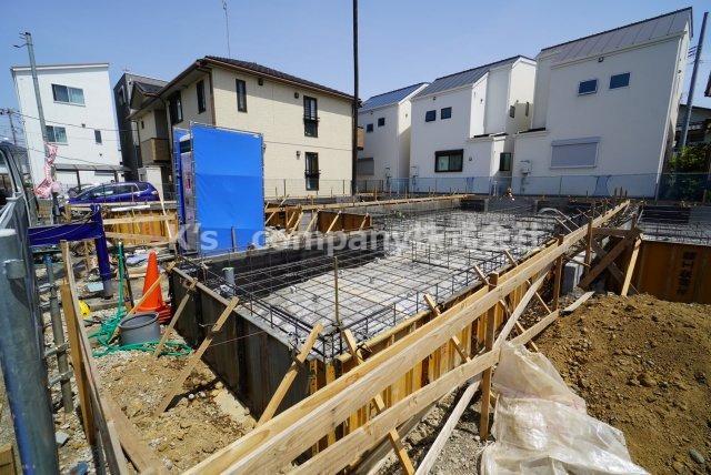 【外観】茅ヶ崎市十間坂3丁目 新築戸建 2号棟