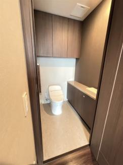もう一つのトイレ。