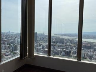 リビングルームからの眺望2