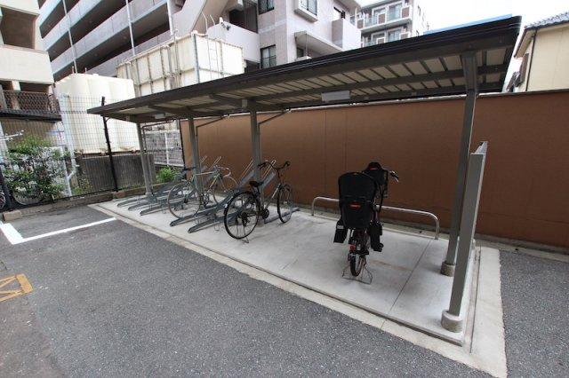 【駐輪場】チュリス平尾駅前