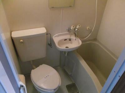 【トイレ】ホリイハイツ