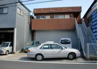 【外観】佐江戸町 貸事務所