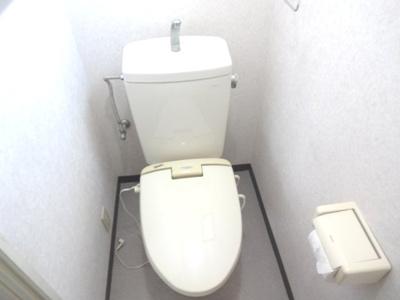 【トイレ】アーブル・ベールⅡ