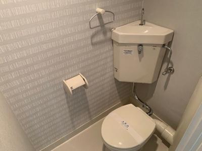 【トイレ】大池ハイツ