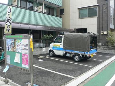 【外観】舩木駐車場
