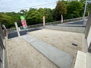 2台駐車可能♪ 新築戸建の事はマックバリュで住まい相談へお任せください。