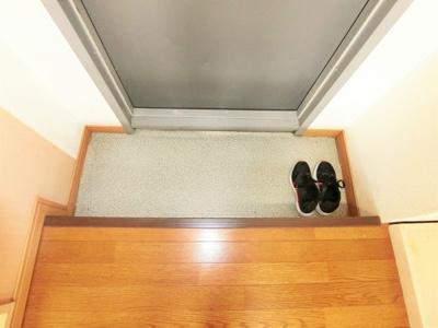 【玄関】ルミナージュ南上宿
