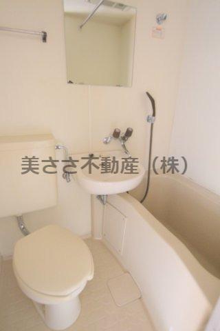 【浴室】パークヴィラ千人町