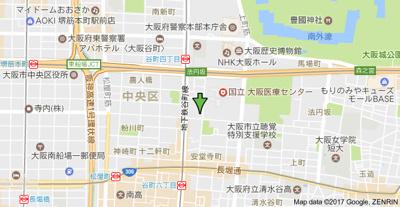 【地図】ダイヤモンドパレス