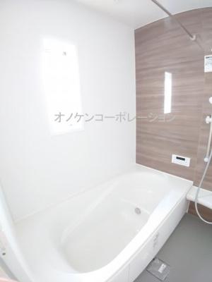 同社施工例・浴室乾燥機機能付き