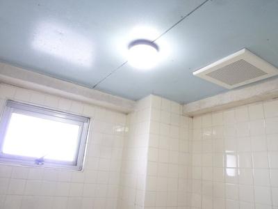 【浴室】神栄マンション