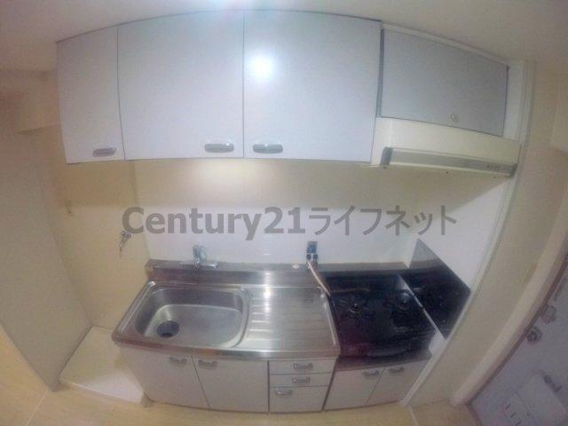 【キッチン】白倉マンション