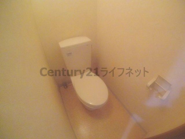 【トイレ】白倉マンション