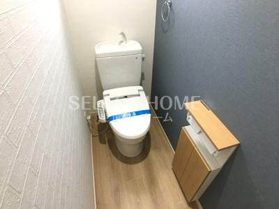 【トイレ】サンルミエール