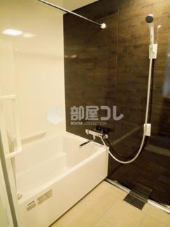 【浴室】早稲田鶴巻マンション