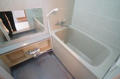 【浴室】サーパス津田沼