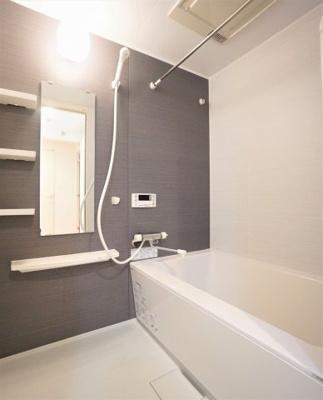 【浴室】クレセント美野島