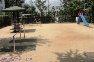 敷地内公園有