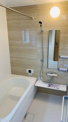 【同仕様施工例】1階 シャワートイレです。