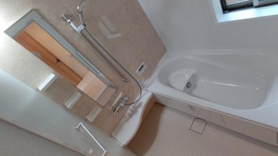お風呂です。 新築戸建の事はマックバリュで住まい相談へお任せください。