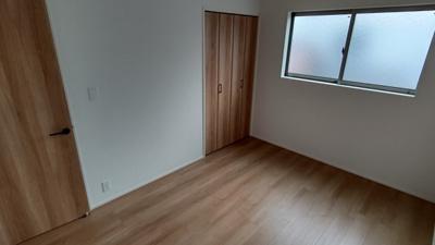 洋室です。 新築戸建の事はマックバリュで住まい相談へお任せください。
