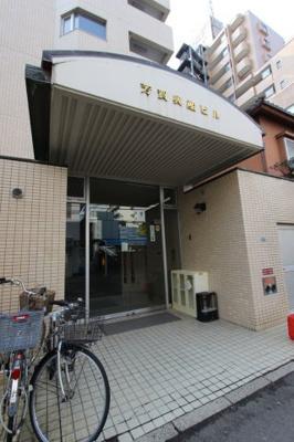 【エントランス】芳賀興産ビル