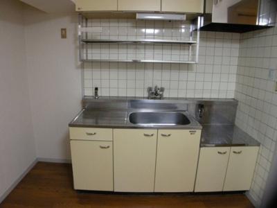 【キッチン】芳賀興産ビル