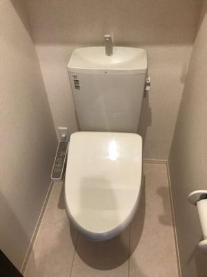 【トイレ】アーブル クロシェット B棟