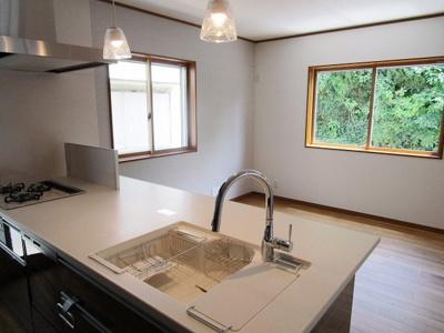 【キッチン】西舞子8丁目新築分譲