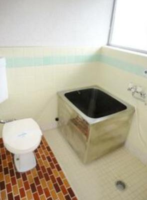 【浴室】コーポロン