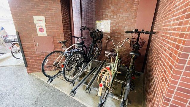 【駐輪場】ライオンズマンション南福岡中央